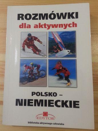 NIEMIECKI Rozmówki dla aktywnych polsko-niemieckie
