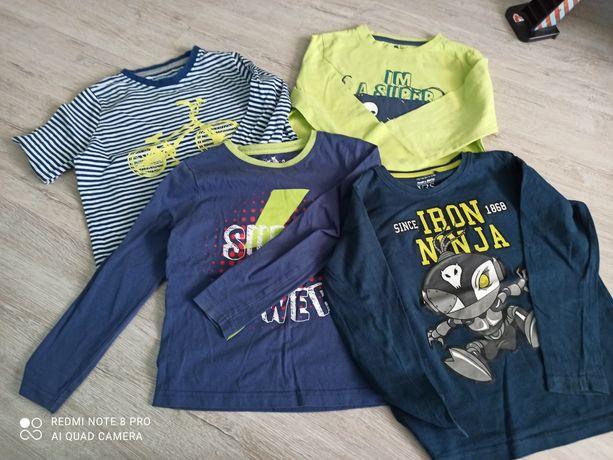 Bluzeczki bawełniane 116