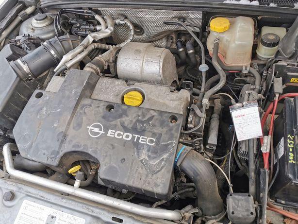 Skrzynia biegów manualna OPEL Vectra C 2.2 DTI F35