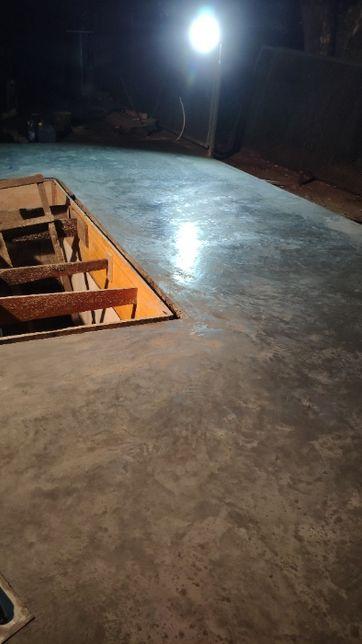 Płyta fundamentowa, podłoże stopy betonowe fundamenty domek letniskowy