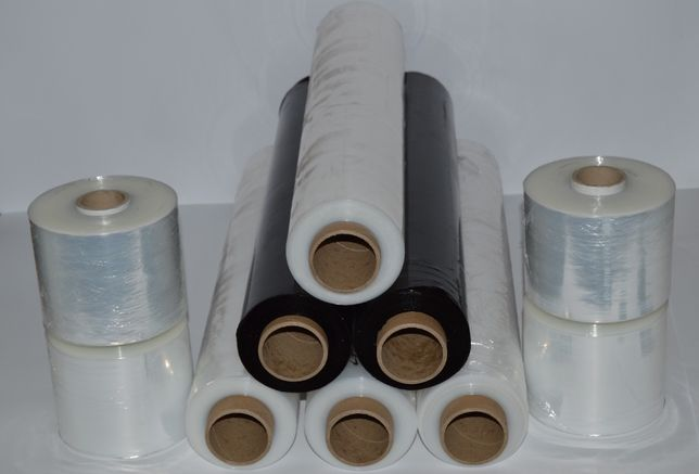 Стрейч плівка (первинна) від 100 грн. за рулон (2,2 кг) Стретч пленка