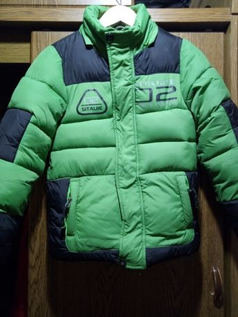Продам зимову та осінь-весна курточки на хлопчика
