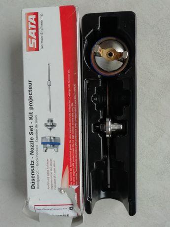 Sata Jet 100 RP 1.6 pistolet lakierniczy zestaw naprawczy