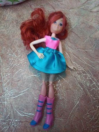 Барби фея. Винкс