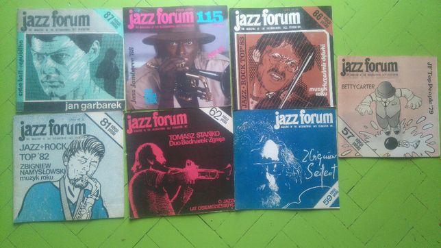 Jazz Forum czasopismo muzyczne