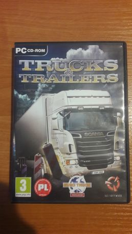 Trucks & Trailers Gra PC symulator