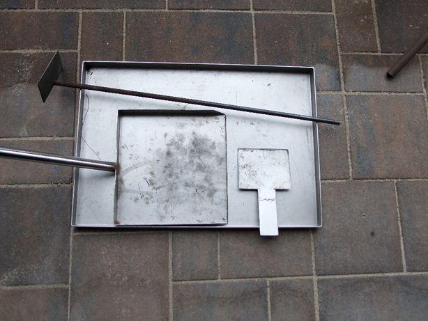 Zestaw akcesori do czyszczenia kotła pieca grzewczego