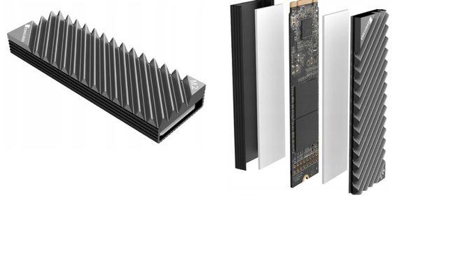 Chłodzenie radiator dysku SSD M.2 2280 Jonsbo NVME