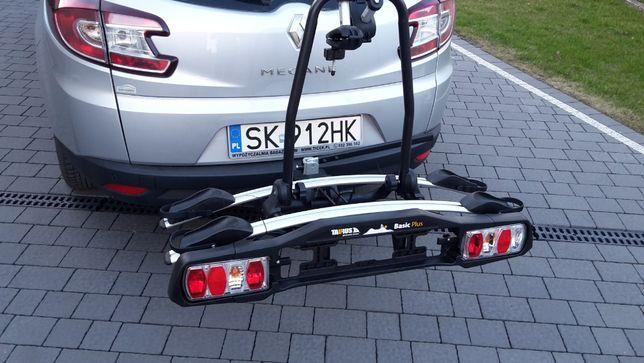 bagażnik rowerowy taurus basic plus 2 platforma na hak