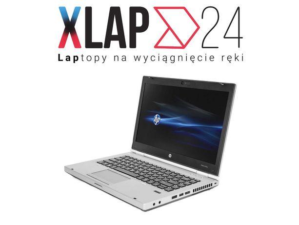 """Pancerny Używany Laptop HP 14"""" Intel I5 16GB RAM 240GB SSD KAMERA"""