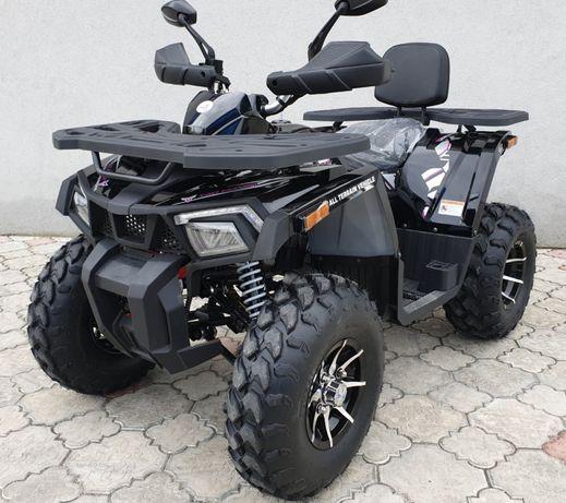 Квадроцикл Comman ATV Shark 200 уже в продаже! (Новинка 2021 года)