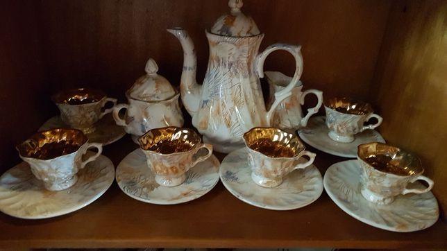 Antyk - serwis porcelanowy
