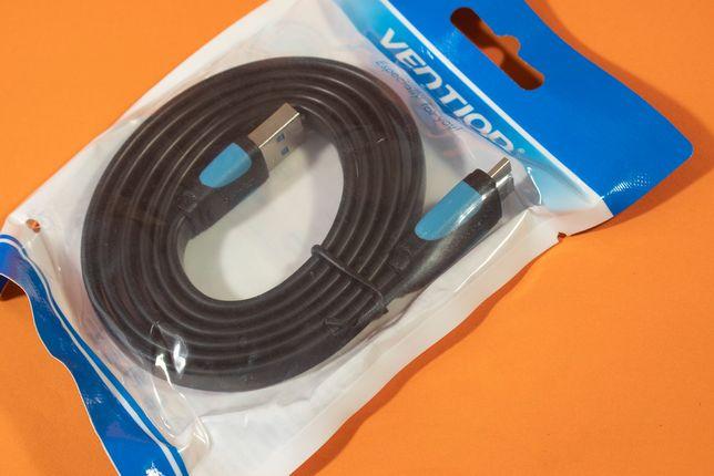 Качественный кабель для внешнего диска hdd (кармана) - Vention 100