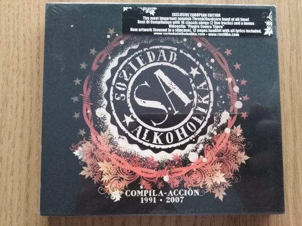 CD Sozidade Alkoholika, punk novo