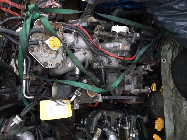 Subaru Forester 1997- Silnik 2.0 Turbo