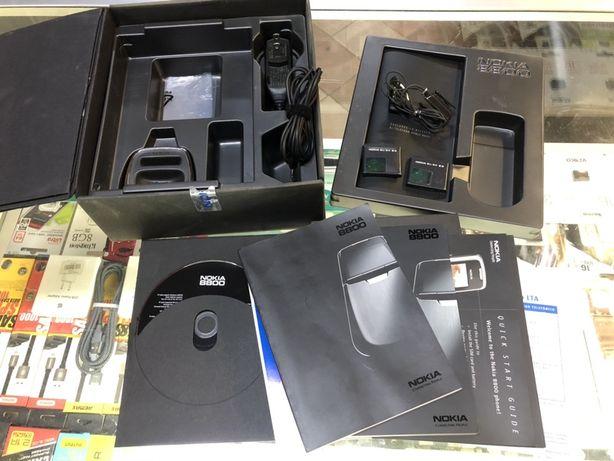 Оригинальный комплект Nokia 8800