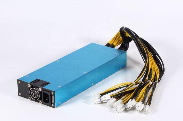 Серверный Блок питания для сервера или майнера Asic