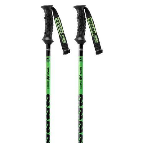 Kije K2 POWER COMPOSITE green/black 120cm
