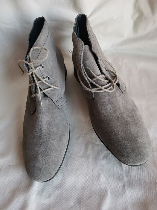 Новые ботинки на узкую ногу 39 размера Днепр - изображение 1