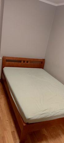 łóżko dąb 2 osobowe 140*205