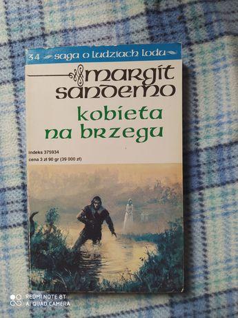 Saga o ludziach lodu Margit Sandemo tom 34 kobieta na brzegu