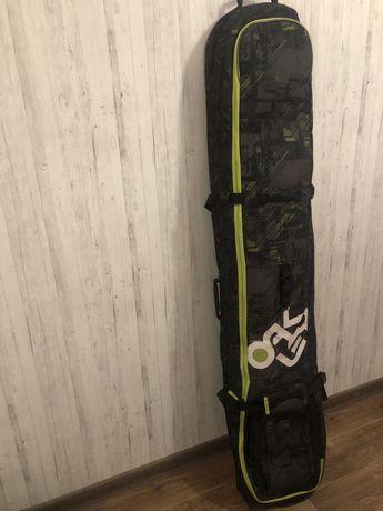 Oakley Чехол для лыж и сноуборда на колесах