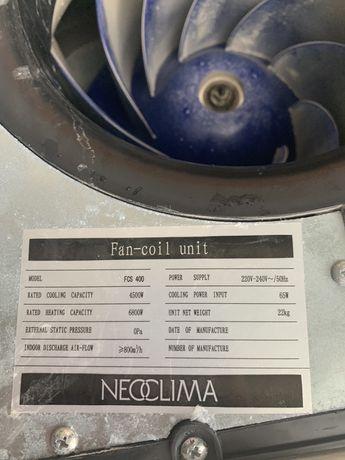 Fancoil Neoclima FCS 400