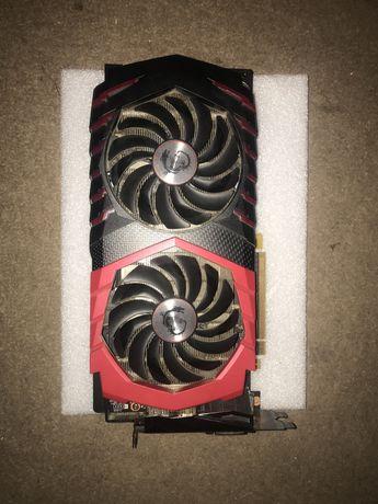 Видеокарта MSI Nvidia Geforce GTX 1060 3gb
