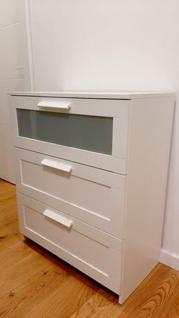 Komoda szafka Ikea Brimnes 3 szuflady