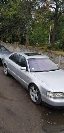 Audi a8 d2 3.3 tdi 2002r.