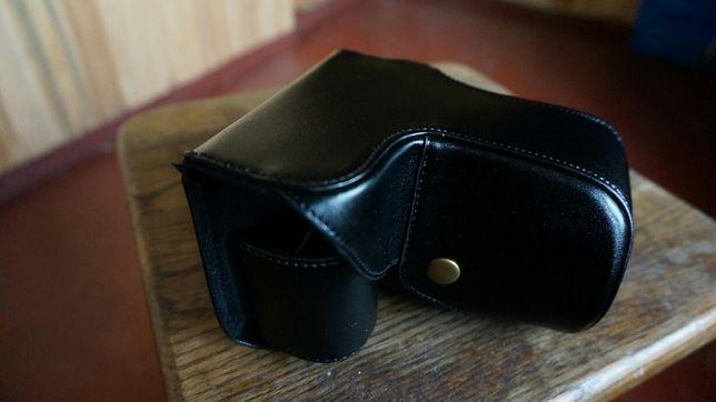 Чехол кожаный для фотоаппарата Sony nex 5,5n,5r,5t,6.