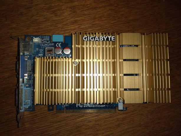 Видеокарта GIGABYTE GV NX85T512HP
