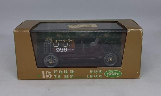 FORD 999 72HP CORSA (1902) - Brumm r15 Made in Italy 1:43