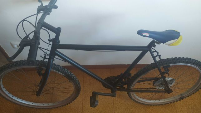 Bicicleta esmaltina