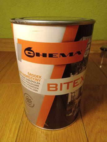 Bitex do konserwacji podwozia