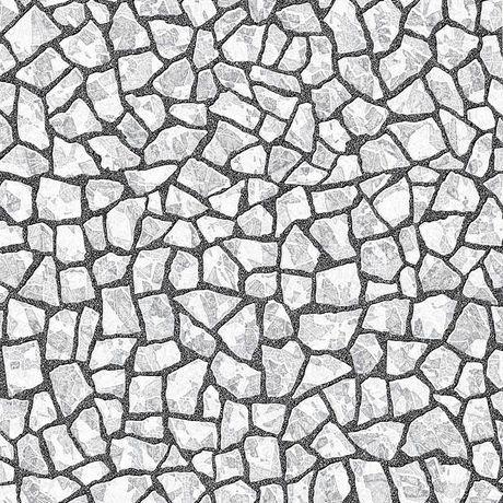 Tapeta ścienna drobny kamień kamienie łupki szary 1431-22