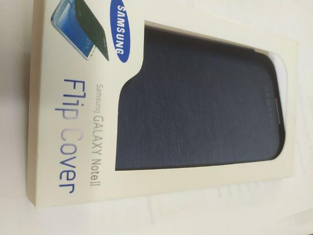 Capa Samsung Galaxy note II Protetor ecran