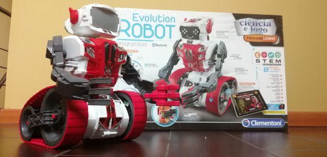 Evolution robot Clementoni Bluetooth