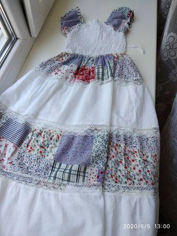Платье для девочки (Китай)