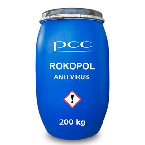 Płyn do dezynfekcji i mycia powierzchni Rokopol Anti Virus 200kg