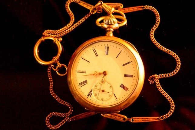 Часы серебрянные карманные CYRUS