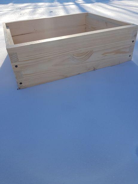 Ульевые корпуса безфальцевые с толщиной стенки 25 мм