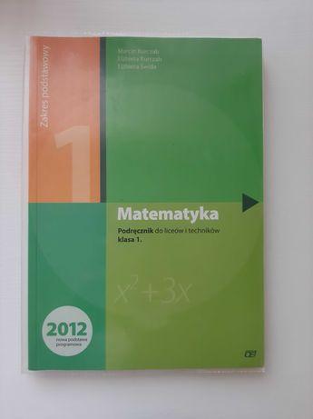 Podręcznik Matematyka Zakres podstawowy