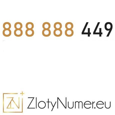 Złoty Numer 6 Ósemek 888_888_449