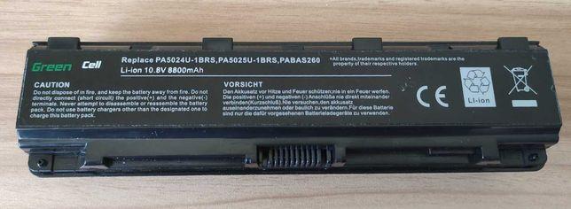 Bateria Green Cell PA5024U-1BRS 8000mah Toshiba