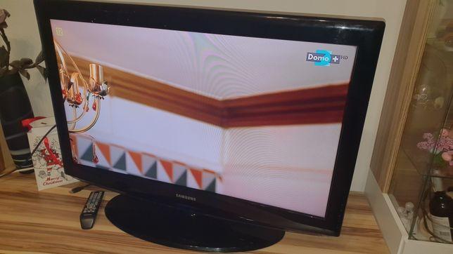 Telewizor samsung lcd 37 cali, sprawny
