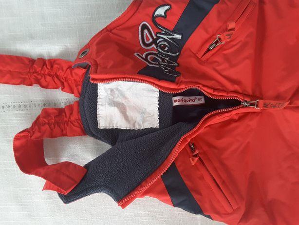 Spodnie, kombinezon r.80 1-2 lata