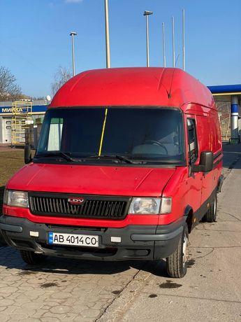 Бус грузовой LDV Convoy 2005 г.