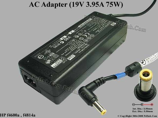 Transformador / Carregador HP f4600a/f4814a