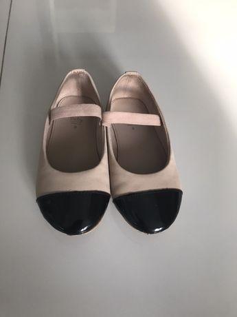 Baleriny balerinki Zara 24 jak nowe